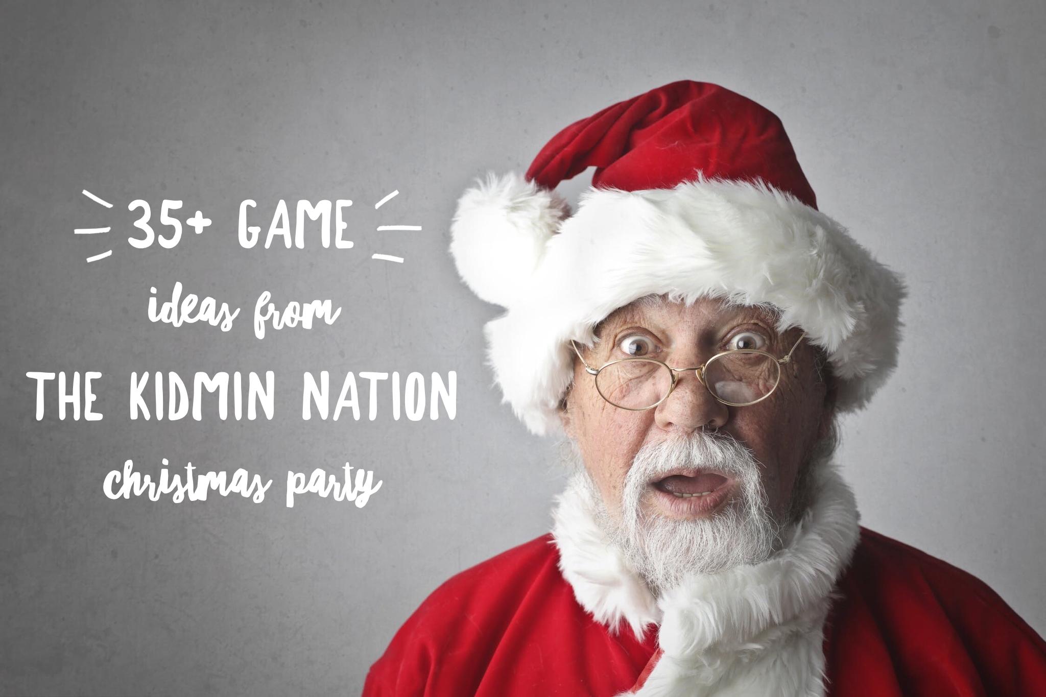 f38886e5 35+ Game Ideas from the Kidmin Nation Christmas Party | CoreyRayJones